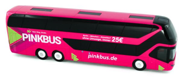 Rietze 69040 - Neoplan Skyliner ´11 Pinkbus - 1:87