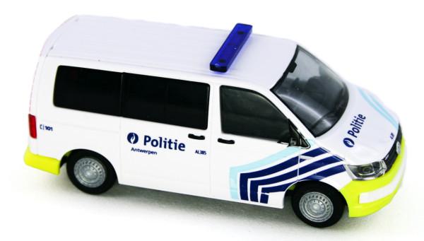 Rietze 53709 - Volkswagen T6 Politie (BE) - 1:87