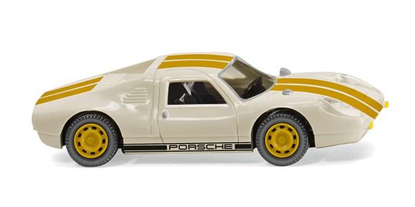 Wiking 016302 - Porsche 904 GTS - perlweiß - 1:87