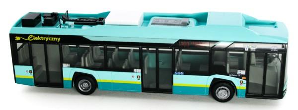 Rietze 73025 - Solaris Urbino ´12 ´14 electric PKM Jaworzno (PL) - 1:87