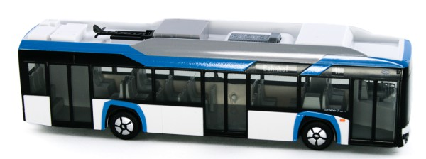 Rietze 76801 - Solaris Urbino 12`19 electric Vorführdesign - 1:87