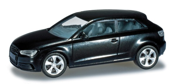 Herpa 034982 - Audi A3®, metallic - 1:87