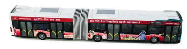 Rietze 69565 - Mercedes-Benz Citaro ´12 G ViP Potsdam - Sanssouci - 1:87 - Collectors Edition