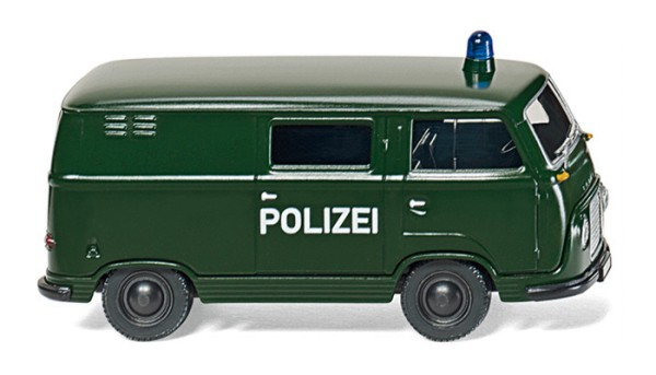Wiking 086423 - Polizei - Ford FK 1000 - H0