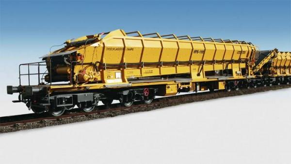 Kibri 16150 - Material- Förder- und Siloeinheit MFS 100 - H0