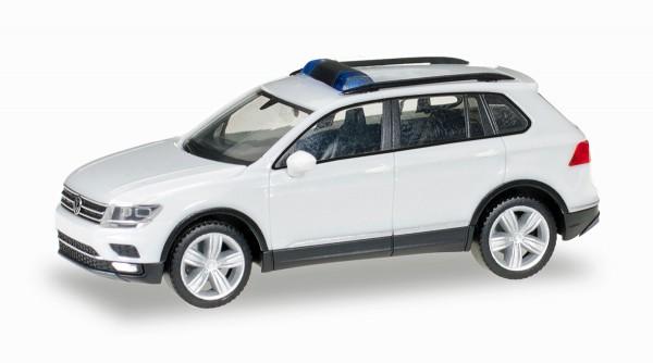 Herpa 013109 - Herpa MiniKit: VW Tiguan, weiß - 1:87