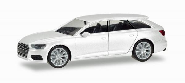 Herpa 420303 - Audi A6 Avant, ibisweiß - 1:87