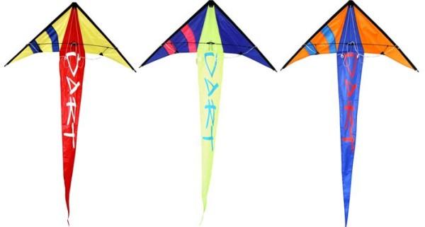 Rhombus - DART - Lenkdrachen - 93 x 150 cm