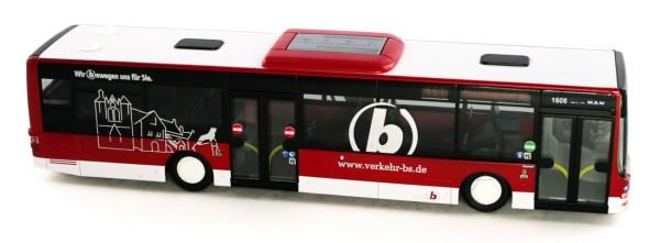 Rietze 72718 - MAN Lion's City E6 Braunschweiger Verkehrs GmbH - 1:87