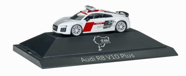 "Herpa 102001 - Audi R8 V10 plus Safety Car ""24h Nürburgring"" - 1:87"