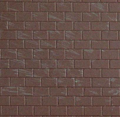 Kibri 34145 (4145) - Mauerplatte - Fläche: 240cm² - H0