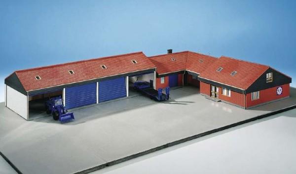 Kibri 39211 (9211) - THW Kitzingen - H0