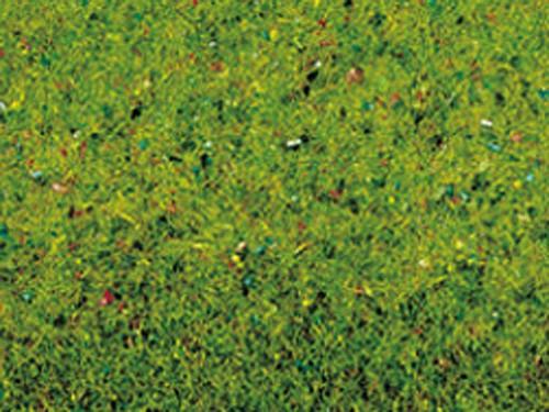 Noch 00270 - Grasmatte Blumenwiese, 120 x 60 cm