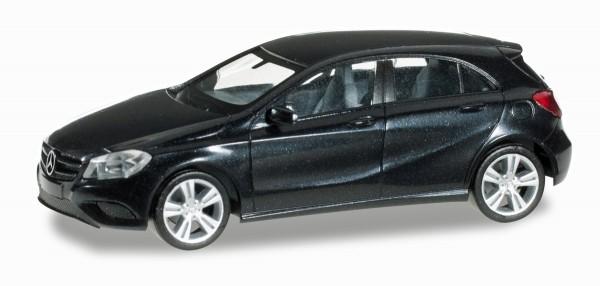 Herpa 038263-003 - Mercedes-Benz A-Klasse, blacksaphir metallic - 1:87