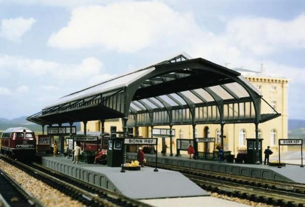 Kibri 37758 (7758) - Bahnsteighalle - N